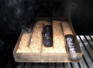 SmokingPit.com - A-MAZING-SMOKER Stainless steel cold smoke generator for smoking meats and cheese.