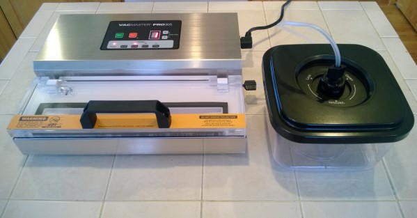 SmokingPit.com - VacMaster Pro 305 marinating mode - Vacuum Sealers