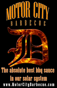 Motor City BBQ - Barbecue sauce that stands above the rest!