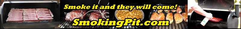 SmokingPit.com - Smoking Meats recipes and video. How to smoke meats, fish poultry and pork. Barbecue BBQ recipe list and smoker information Traeger Texas grills